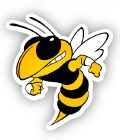 Hornets mascot for Hinsdale South High School.