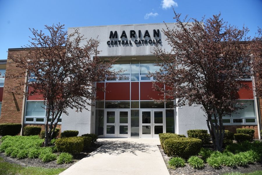 Marian Central Catholic High School in Woodstock
