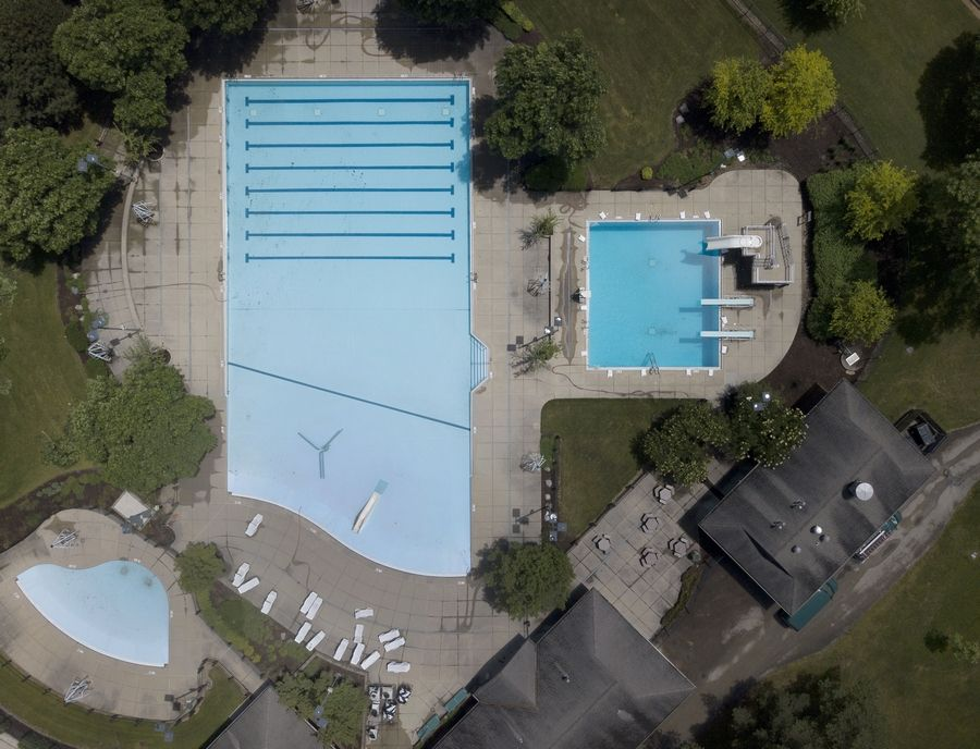 Pioneer Pool would be the first of all Arlington Heights Park District pools -- let alone pools throughout the suburbs -- to open this summer. Its opening is targeted for June 26.