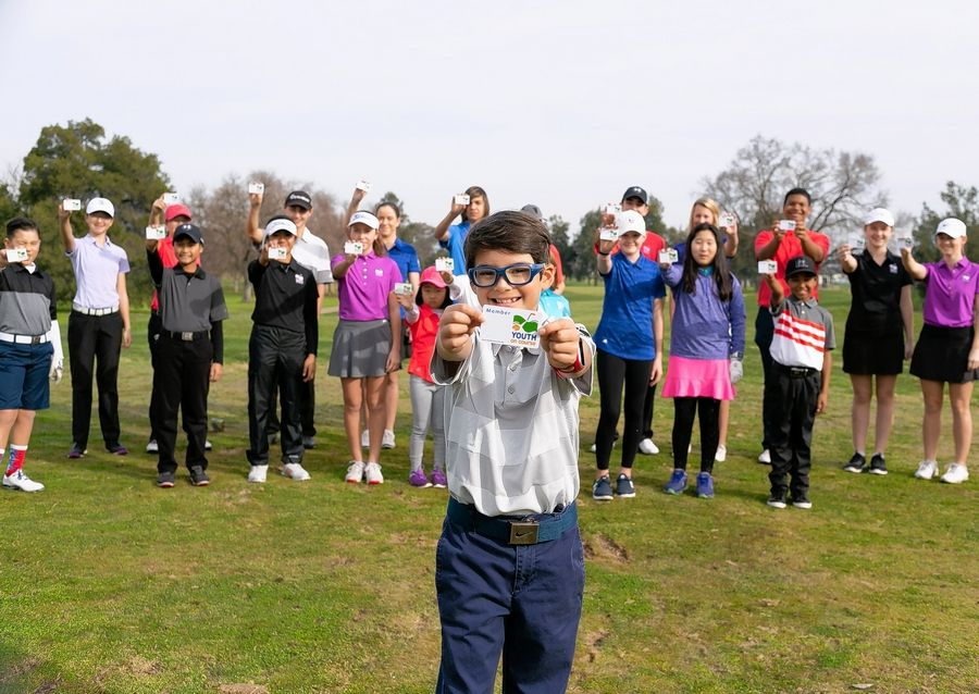 Courtesy of Youth on CourseThe number of rounds played by Youth on Course members in Illinois went from about 7,000 in 2018 to over 12,000 in 2019. The CDGA Foundation runs the program and reimburses participating courses for the difference between their junior rate and the YOC rate.