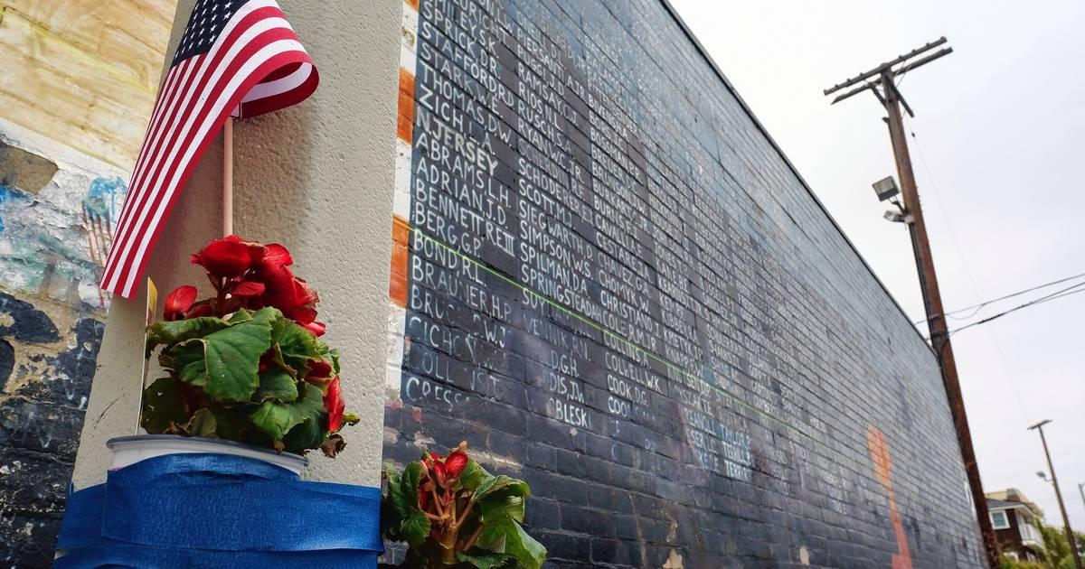 Facts Matter Vietnam Wall Not Damaged During Protest