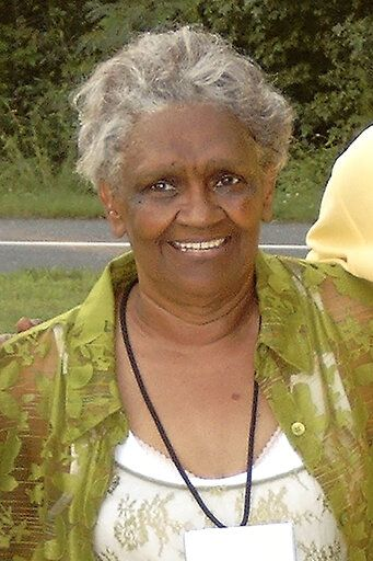 In this 2007 family photo provided by Dwight Gunn shows his mother Verona Gunn in Atlanta, Georgia. Verona Gunn was an 84-year-old woman killed last May when two Chicago Police vehicles slammed into a car she was riding in. Crashes involving Chicago police vehicles that killed Gunn and a young mother last week, highlight the dangers of police speeding to crime scenes or during car chases. Gunn's son says it's a police reform issue that's not getting the same attention as officers' use of excessive force. (Photo courtesy the Family of Veronica Gunn via AP)