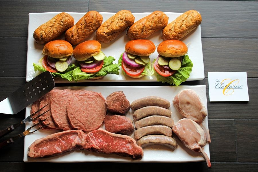 The Clubhouse in Oak Brook is offering a Backyard Grilling kit this year for Father's Day.