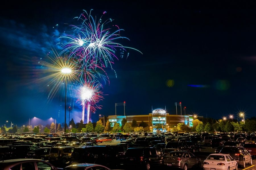 The Schaumburg Boomers will host a pair of drive-in fireworks nights on July 3 and 4.