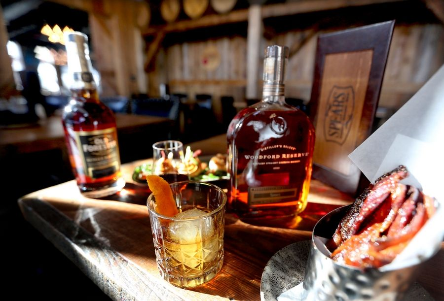 Ashley Klatecki is the owner at Spears Bourbon, Burgers and Brew in Wheeling. Klatecki has discussed the popularity of bourbon among women. Items such as the Bacon at the Bar appetizer and Bourbon Bacon Deviled Eggs are popular complimentary items to a bourbon drink order.