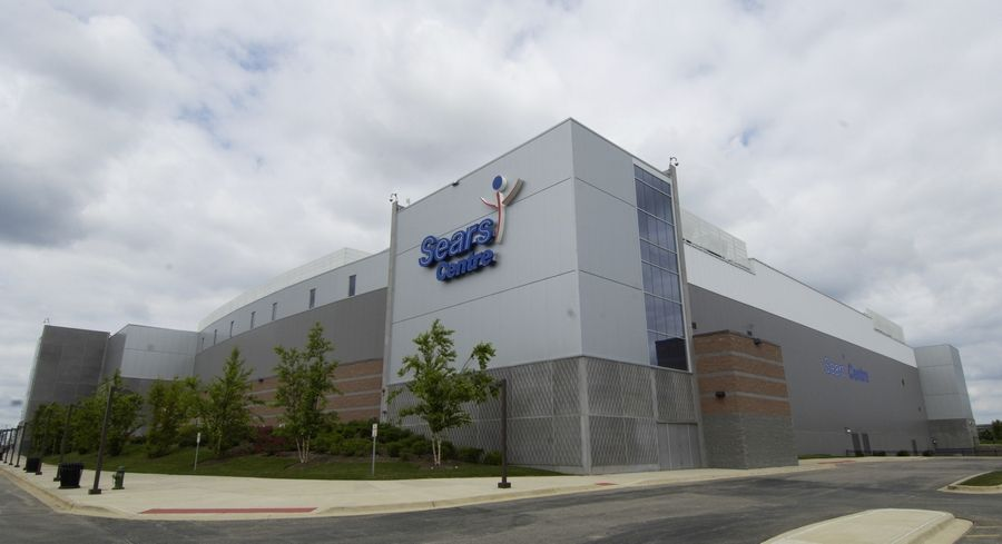 After 14 years as the Sears Centre Arena, Hoffman Estates' 11,000-seat indoor venue could become the NOW Arena under a new naming-rights agreement with Bloomingdale-based NOW Health Group Inc. which the village board will consider Monday night.