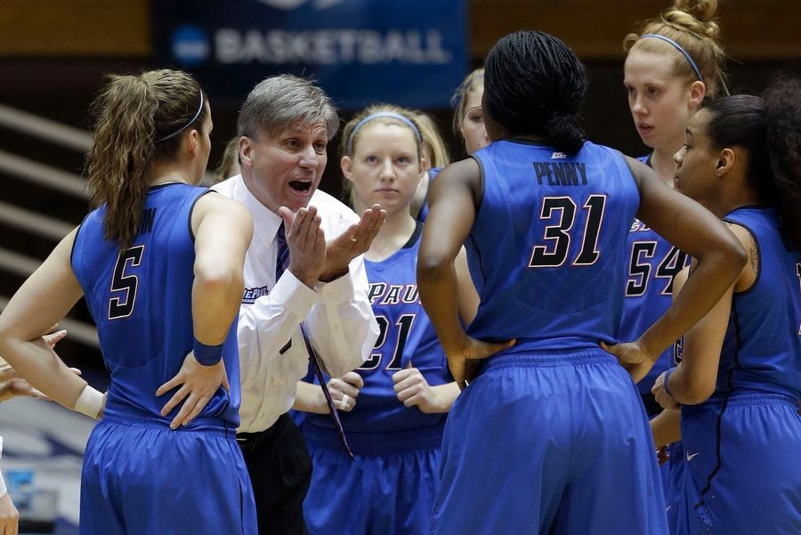 DePaul women's basketball coach Doug Bruno has made educating his players about race relations in the United States a priority for years, and plans to step up the curriculum for the upcoming season.