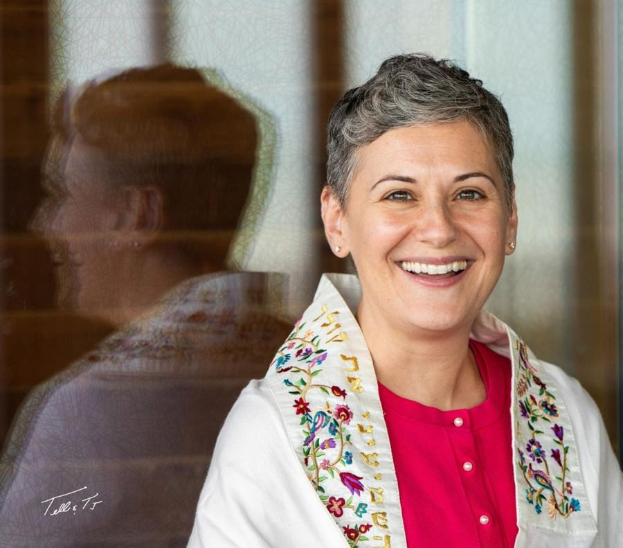 Rabbi Arielle Poster Moffic is the new Director of Congregational Learning at Temple Beth-El, 3610 Dundee Road, Northbrook.