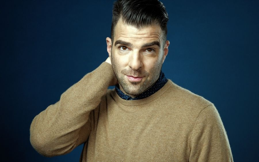 "Zachary Quinto directs Pride Plays' online reading of Mart Crowley's ""The Men From the Boys"" at 6 p.m. Friday, June 26, at playbill.com/PridePlays."