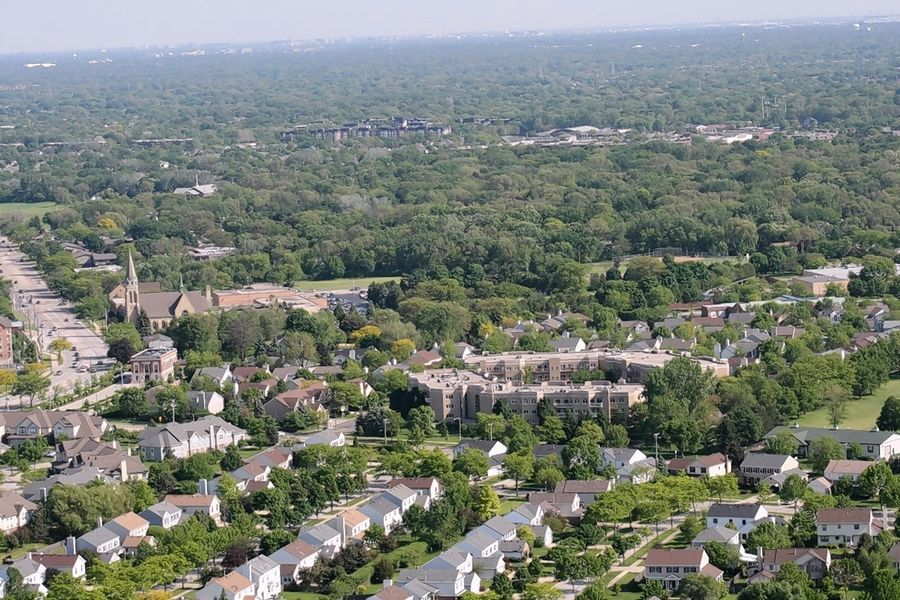 Buffalo Grove village trustees are expected to begin deliberations next month on a proposed new tax increment financing district for the 472-acre Lake-Cook Road Corridor.