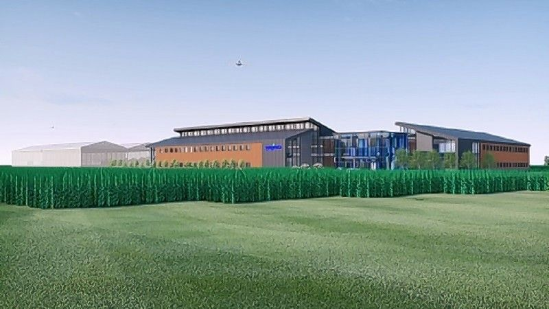 Downers Grove-based Syngenta Seeds plans to build a new Innovation and Customer Experience Center in Malta, just west of DeKalb.