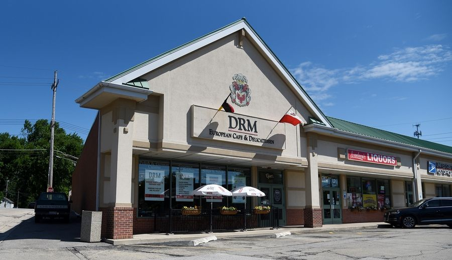The European DRM Deli & Cafe in St. Charles is adding a temporary outdoor patio area on the side of the restaurant. This spring, the deli expanded its menu with a pop-up restaurant, Los Amigos Taqueria, featuring Mexican fare.