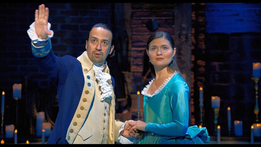 "Libertyville native Phillipa Soo played Eliza opposite Lin-Manuel Miranda's Alexander Hamilton in the Broadway production of ""Hamilton"" and in the Disney+ film version."