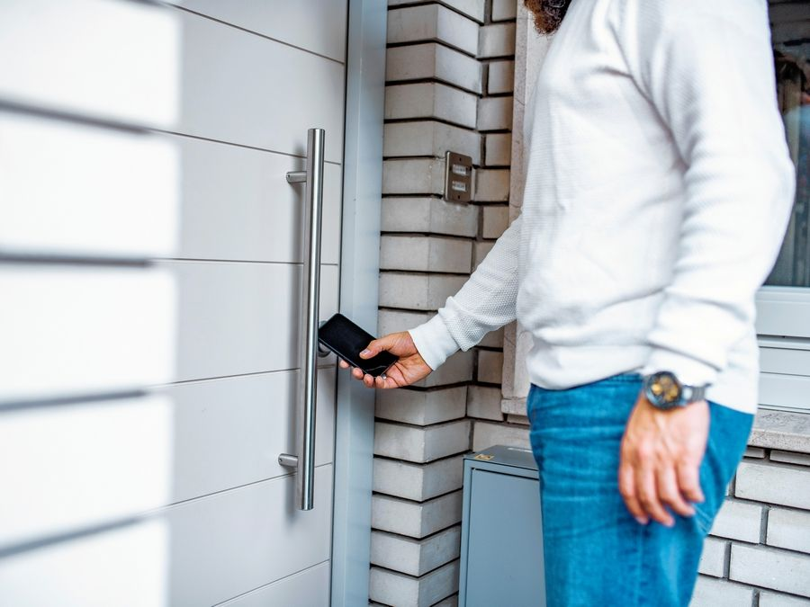 As the use of electronic locks expands, many believe the common doorknob lock will become a thing of the past.