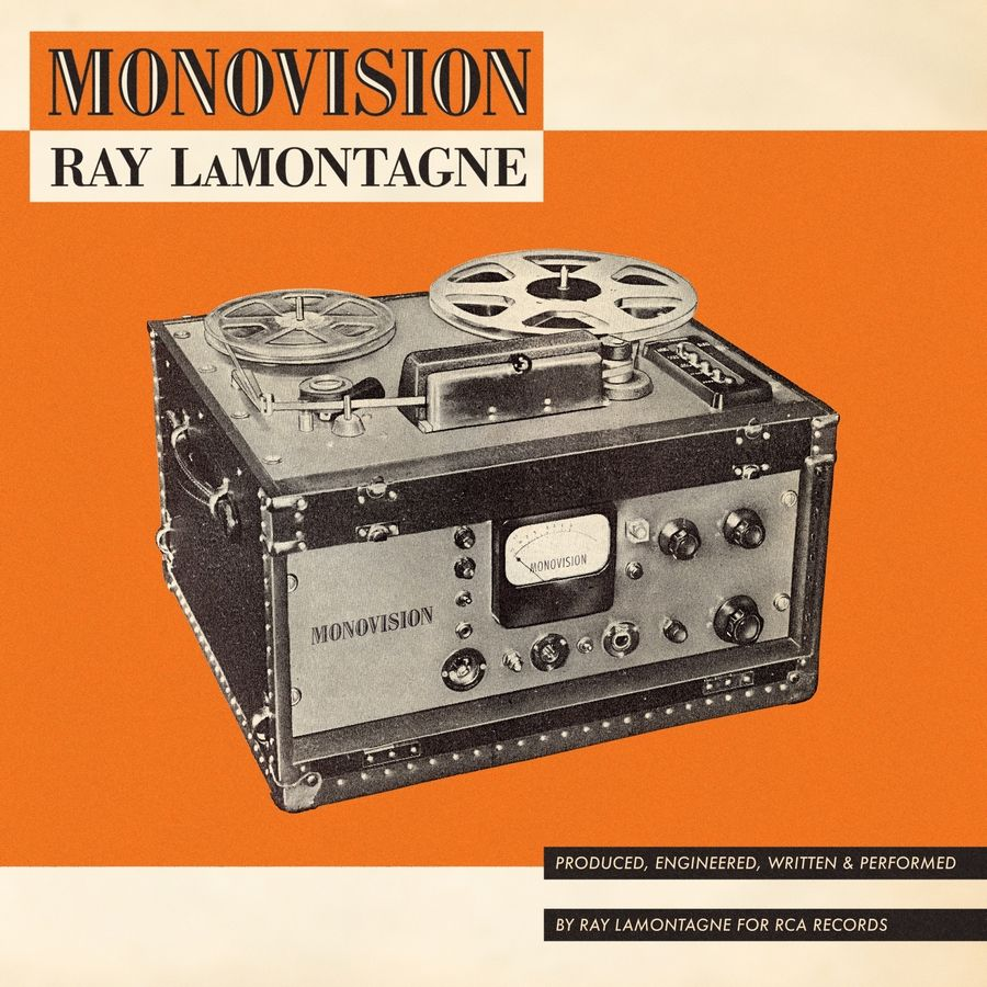 """Monovision,"" the latest release by Ray LaMontagne."