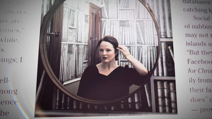 "The late writer Michelle McNamara plays a big part in the six-part docuseries ""I'll Be Gone in the Dark,"" debuting on Sunday on HBO."