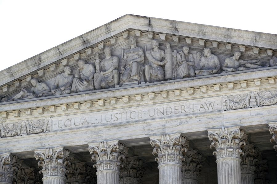 The Supreme Court, in a 5-4 decision, struck down a Louisiana law seeking to require doctors who perform abortions to have admitting privileges at nearby hospitals.