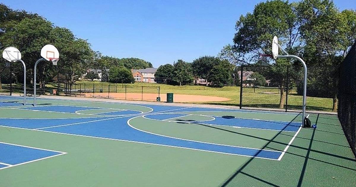 Park District Has No Plans To Close Arlington Heights Basketball Courts Despite Crowds