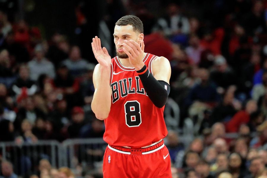 "The Bulls could return to action in September if the NBA moves forward on a plan to create a second ""bubble"" in Chicago for the eight teams left out of the season resumption in Orlando."