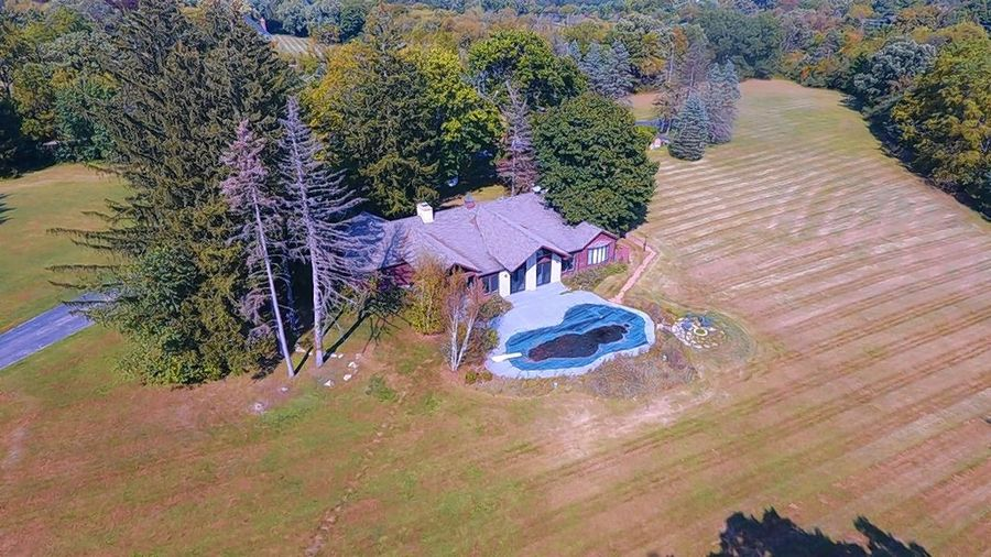 Terrance Wallace wants to relocate his InZone Project from Wauconda to this 12,000-square-foot mansion on roughly 28 acres in Barrington Hills so he can provide better opportunities for 25 children who are under his legal guardianship. Wallace said the boys from the inner city would attend Barrington Area Unit District 220 schools and live in a nurturing environment with support.