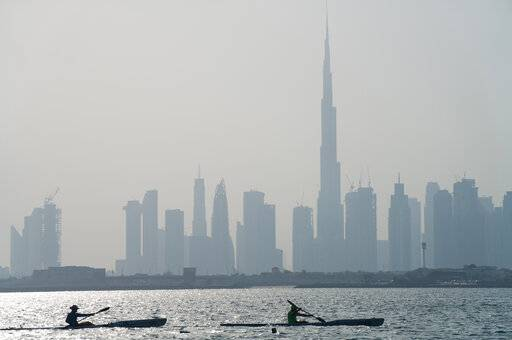 dailyherald.com - Associated Press - UAE orders government shakeup as virus erodes economic gains