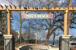 Phil's Beach is set to open Wednesday after a $3 million renovation by the Wauconda Park District.