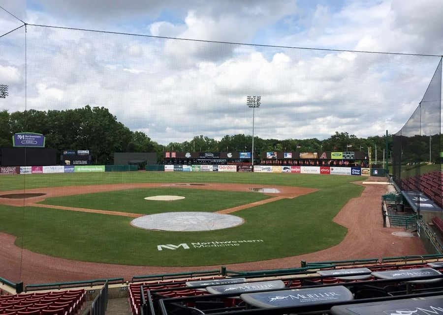 Northwestern Medicine Field in Geneva will be empty all summer long -- the Kane County Cougars, like all of the MLB's minor-league affiliates, will not play this season.
