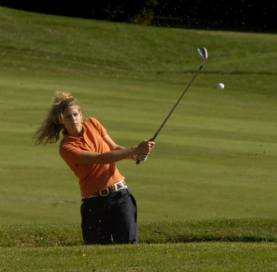 Arrowhead Golf Club in Wheaton hosts the Wheaton North and Wheaton Warrenville South boys and girls golf teams.