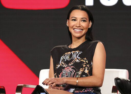 "FILE - In this Jan. 13, 2018, file photo, Naya Rivera participates in the ""Step Up: High Water"" panel during the YouTube Television Critics Association Winter Press Tour in Pasadena, Calif. Authorities say former 'œGlee'� star Rivera is missing and being searched for at a Southern California lake. The Ventura County Sheriff's Department late Wednesday, July 8, 2020, confirmed that Rivera is the person being searched for in the waters of Lake Piru, which is approximately 56 miles (90 kilometers) northwest of downtown Los Angeles. (Photo by Willy Sanjuan/Invision/AP, File)"