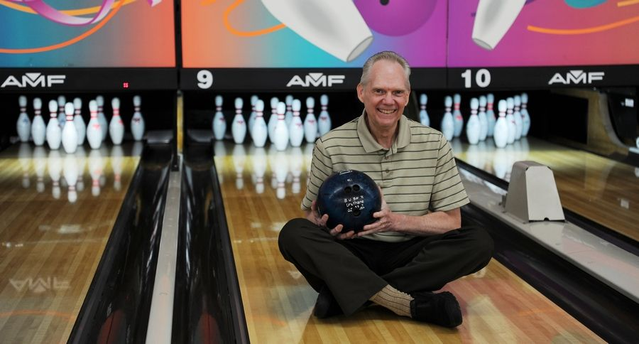 Owner of Heights Beverly Lanes, Inc. bowling alley is Lyle Zikes, 63, of Arlington Heights at Beverly Lanes in Arlington Heights for the past 30 years.