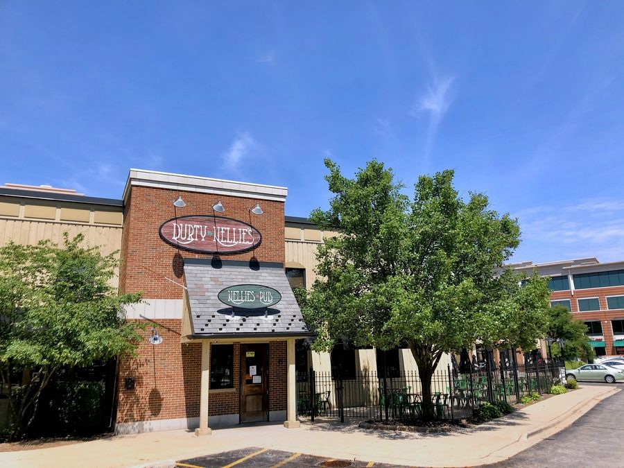 Palatine village council members have approved a proposal for live acoustic music on Durty Nellie's rooftop deck downtown.