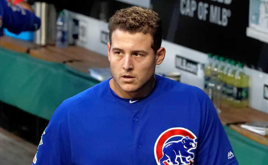 Anthony Rizzo had an MRI Tuesday that showed inflammation on his left side, the Cubs said Wednesday.