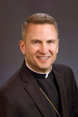 Auxiliary Bishop Ronald A. Hicks