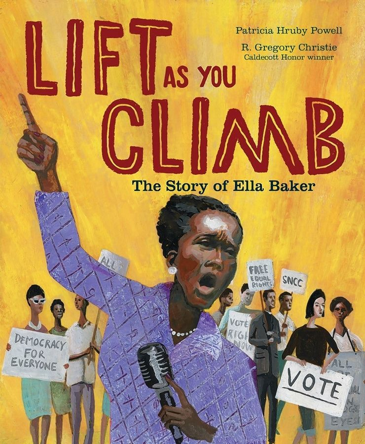 "Her latest book, about civil rights leader Ella Baker, will be her last without a Black collaborator, says Arlington Heights native Patricia Hruby Powell. ""Times have changed, and the world values 'own voice' books,"" she says."