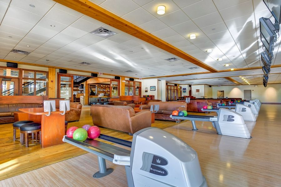 Because of new safety protocols, there will only be one party allowed per every two bowling lanes at Northbrook's Pinstripes, which reopened Friday. It's one place that qualified for the largest Paycheck Protection Program loan.