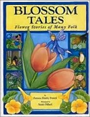 """Blossom Tales,"" the first published book by Patricia Hruby Powell, a 1969 graduate of Arlington High School, used flowers found in gardens to introduce different cultures to younger readers."