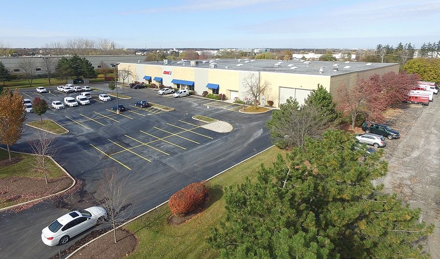 Entre Commercial Realty completed the sale of a 67,817 square foot single-tenant industrial building at 710 East State Parkway in Schaumburg.