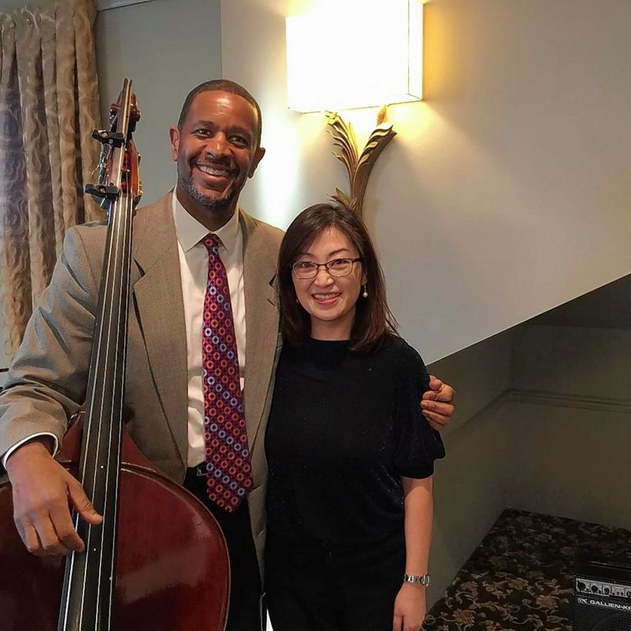 The Marianne Kim Jazz Duo will perform jazz favorites with local talent during the first virtual Jazz Cabaret Night hosted at Barrington's White House Aug. 13.