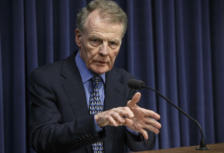 Illinois Speaker of the House Michael Madigan has not been charged and has denied any wrongdoing in the ComEd case.
