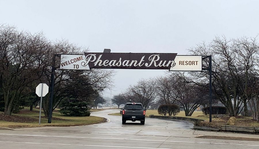 Pheasant Run Memorabilia Will Be Available In Online Auction