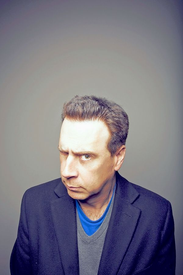 Comedian Mike Toomey performs at the Raue Center for the Arts in Crystal Lake on Saturday, Aug. 8.