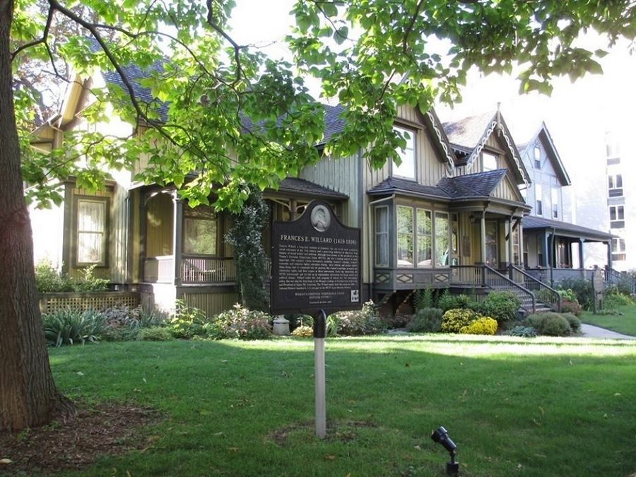 The Evanston Women's Suffrage History Walking Tour will be Saturday, Aug. 15, starting at the Frances Willard House in Evanston.