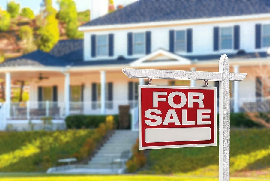 While home prices are up, many people are holding onto their homes and inventory is low.