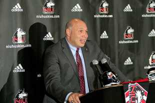 Northern Illinois University Athletic Director Sean Frazier said he's hoping football can be rescheduled in the spring. The Mid-American Conference Saturday announced it was postponing all fall sports.