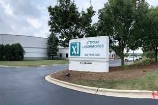 Xttrium Laboratories Inc., a manufacturer of antiseptic products in Mount Prospect, will repurpose the former Fred W. Losch Beverage Company building in Lake Villa and plans to expand.