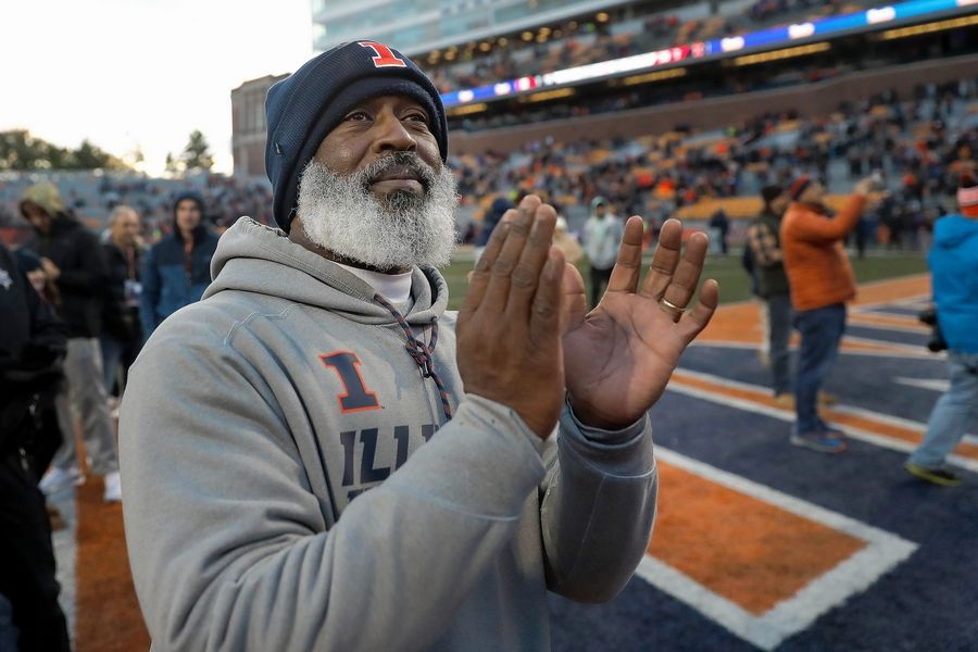 "Illinois head coach Lovie Smith was ""full speed ahead"" preparing his players for the upcoming football season. The announcement was made Tuesday afternoon that the Big Ten Conference will not play football this fall."