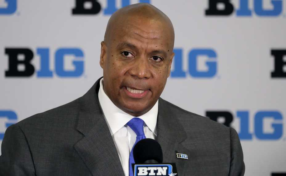 "Big Ten Commissioner Kevin Warren on the decision to cancel fall sports: ""The mental and physical health and welfare of our student-athletes has been at the center of every decision we have made regarding the ability to proceed forward."""
