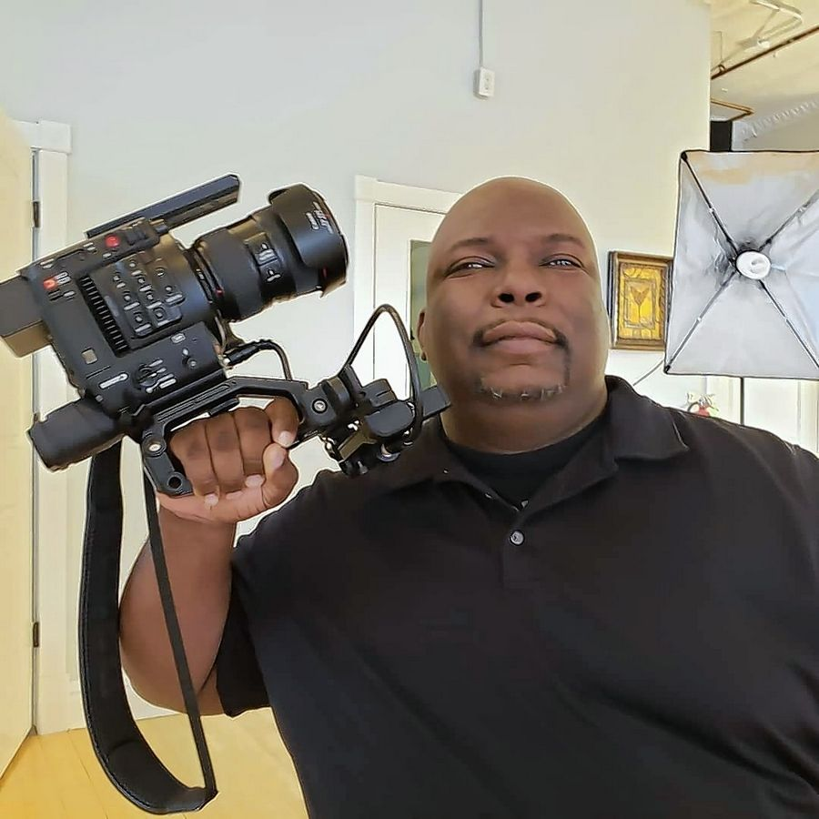 Andrew Tyler, a filmmaker and festival producer of the Tylerman Film Festival, is preparing for the event's second year this weekend at Cantigny Park in Wheaton.