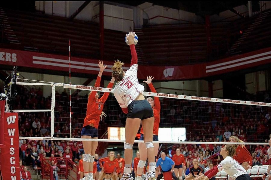 Geneva graduate Grace Loberg, an all-Big Ten player who will be a senior this year at Wisconsin, wasn't surprised the conference moved her sport to the spring season because of the COVID-19 pandemic.