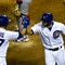 Bote's pinch-hit home run ends Chicago Cubs' losing skid